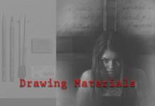Drawing Materials.