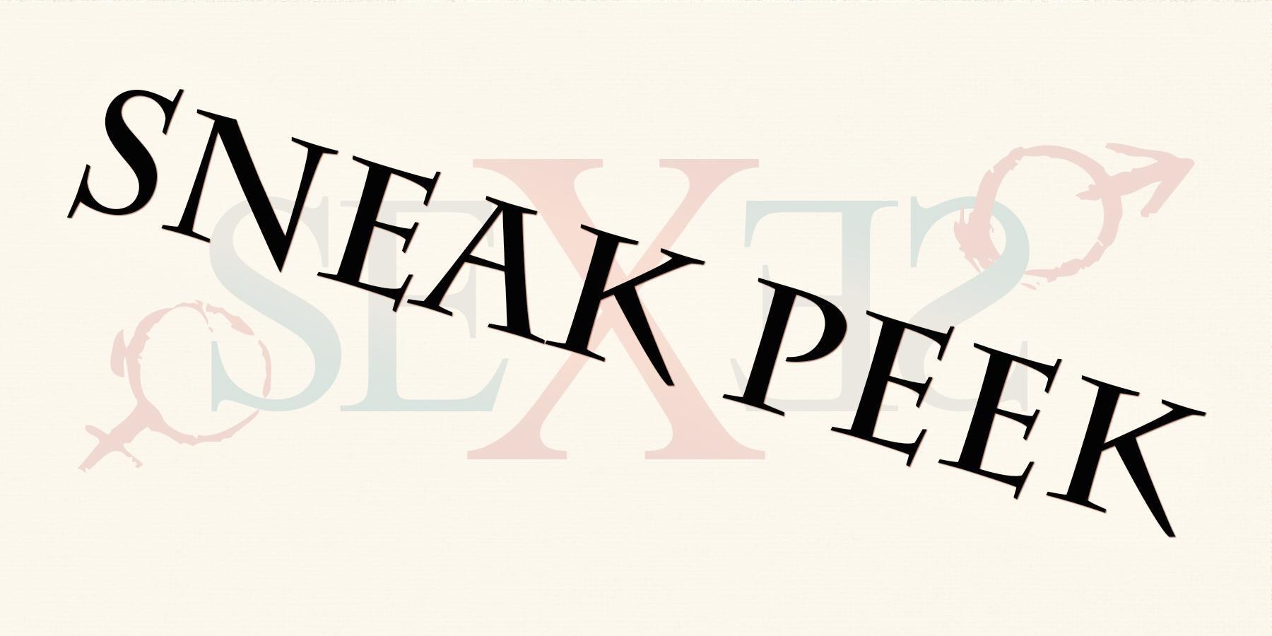 Sexes Sneak Peek